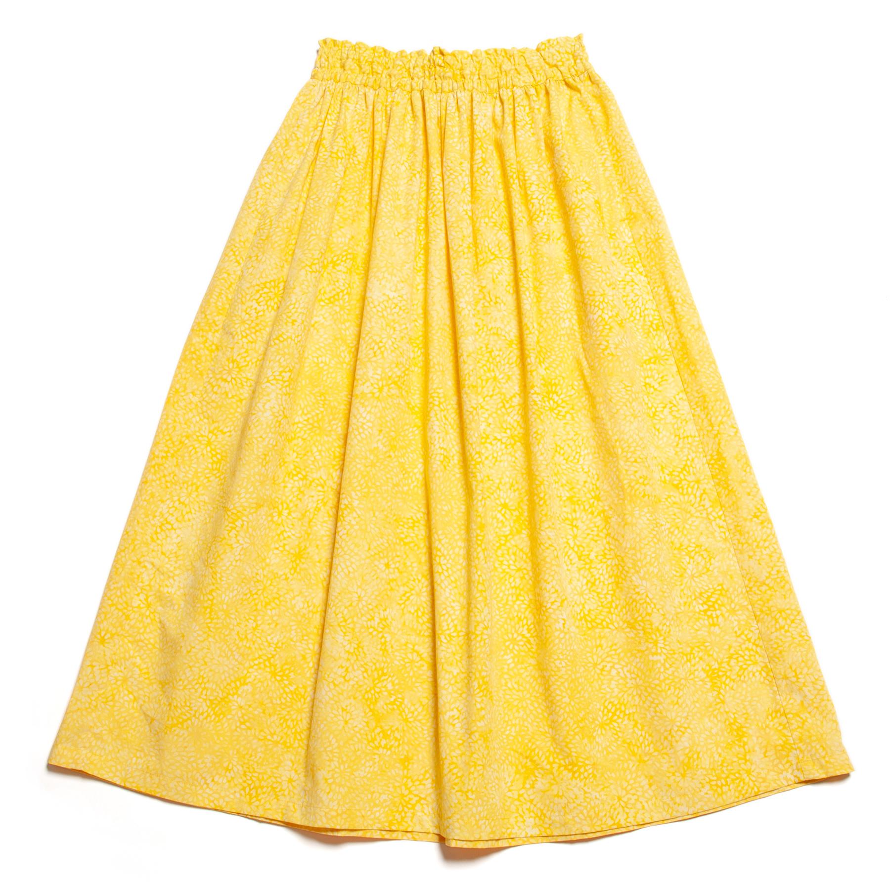 MAXOU_skirt_yellow