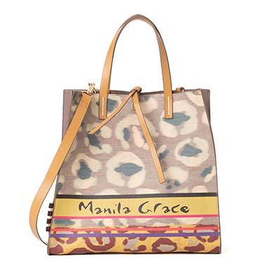 Manila Grace マニラ グレース フェリシア トートバッグ